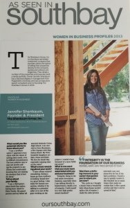 South Bay Magazine Ad 9-2013