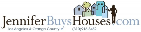 logo for JenniferBuysHouses.com home buying website
